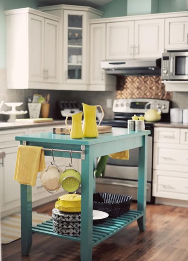 Lot central cuisine ikea et autres l 39 espace de cuisson - Fabriquer un ilot de cuisine pas cher ...