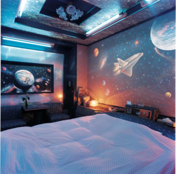 décoration chambre garcon espace