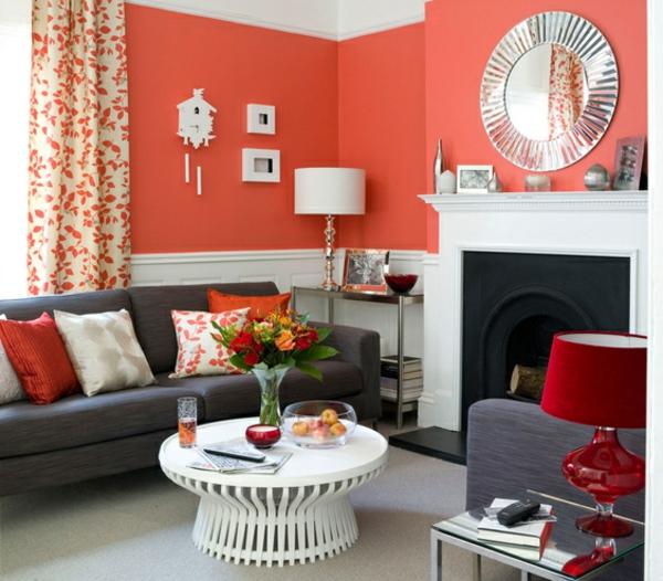 idee-deco-salon-rouge-lampe