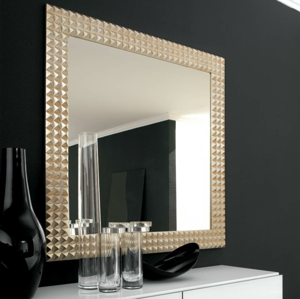 Le Grand Miroir Of Le Grand Miroir Mural 25 Id Es Pour D 39 Arrangement Et