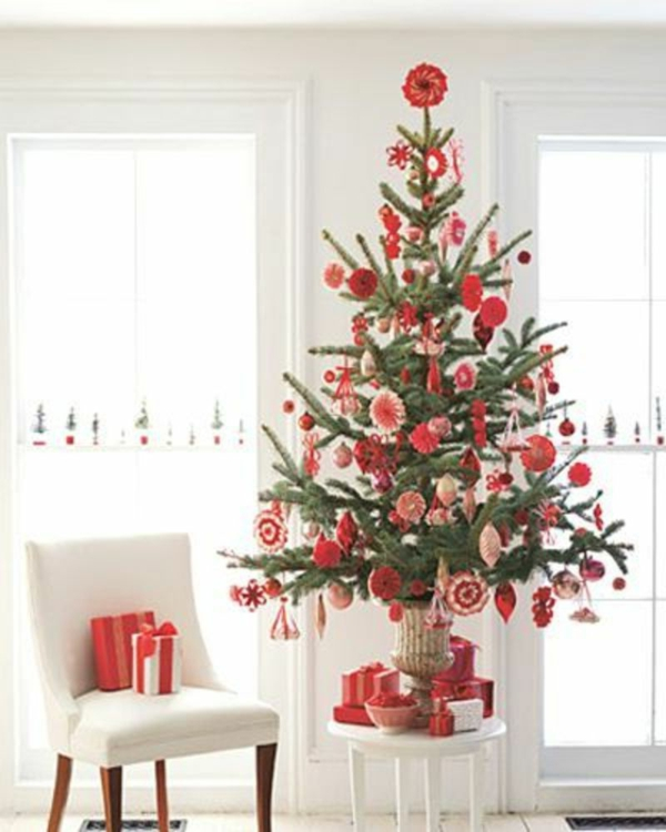 inspiration christmas tree design decorating ideas » home interior