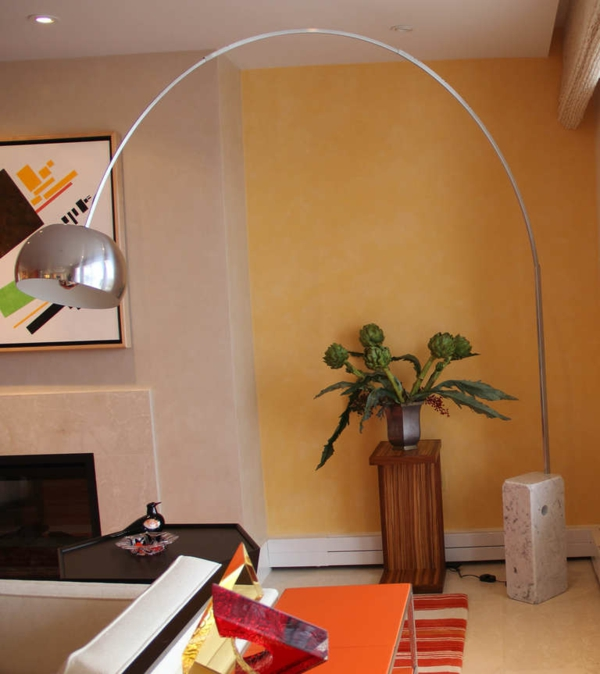 lampadaire-arco-verdure-deco
