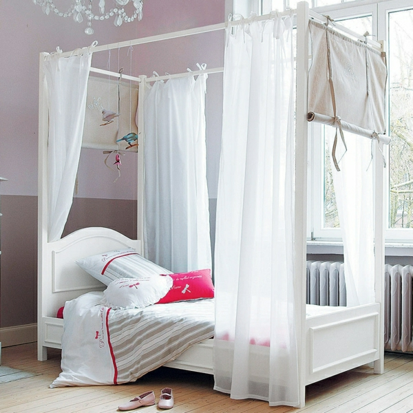 rideau enfant lit baldaquin princesse maisons du monde voilage lit baldaquin. Black Bedroom Furniture Sets. Home Design Ideas