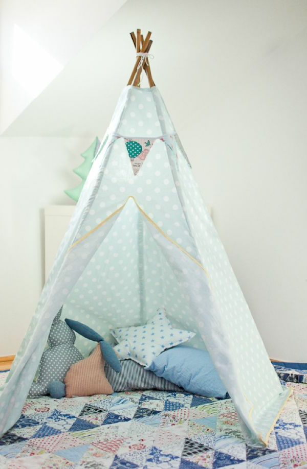Papier Peint Chambre Petite Fille : … combiner avec des papier peint et voilà la décoration contemporain
