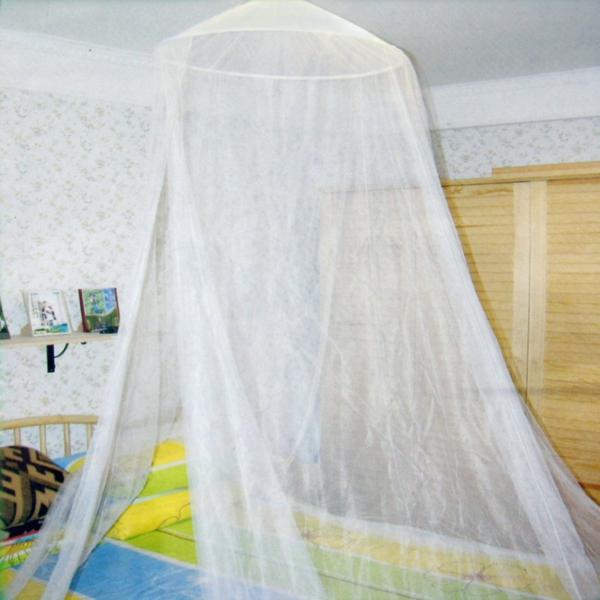 Le lit baldaquin enfant comment faire la d co pour la chambre - Lit baldaquin bambou pas cher ...