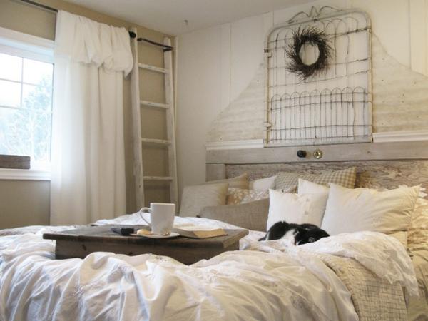 lit-blanc-décoration