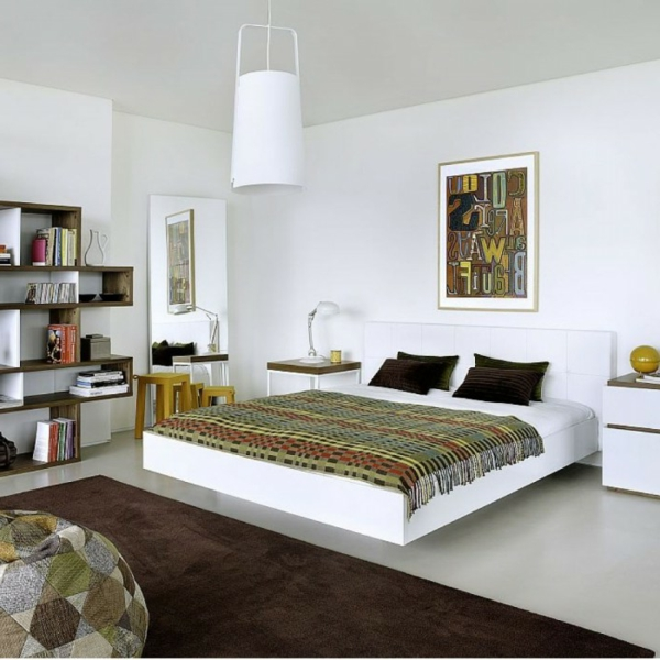 le lit suspendu et ses modifications diff rents. Black Bedroom Furniture Sets. Home Design Ideas