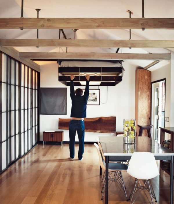 lit-suspendu-pour-petit-logement