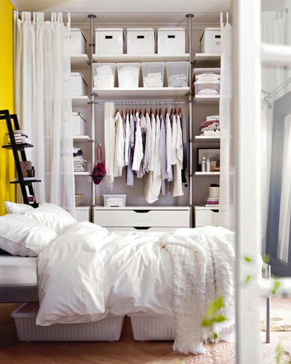 -ménage-jolie-boîtes-de-rangement-blanche-déco