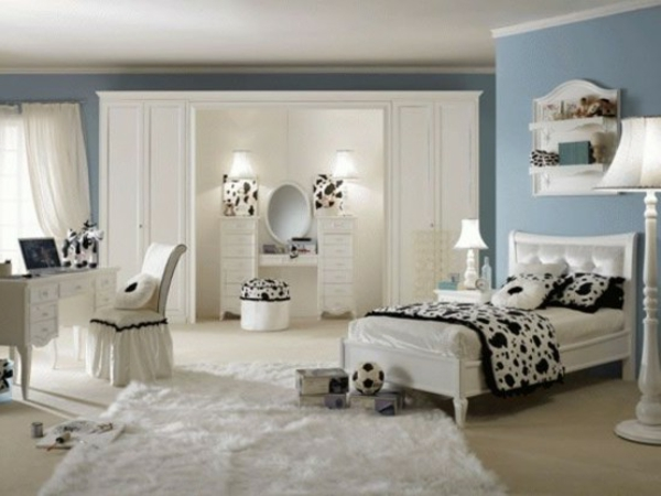 d co chambre fille de vos r ves. Black Bedroom Furniture Sets. Home Design Ideas
