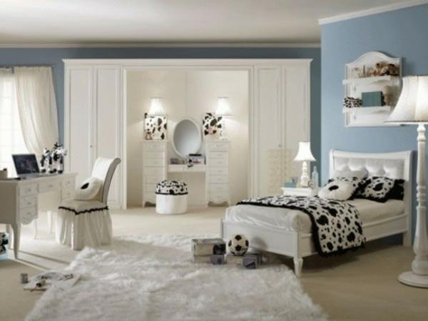 Chambre A Coucher Moderne Pour Fille : Déco chambre fille de vos rêves archzine