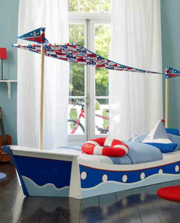 Chambre Garcon Style Marin : Idées déco chambre garçon archzine