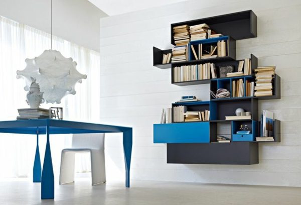 Meuble design unique  modules Forte Piano de Molteni
