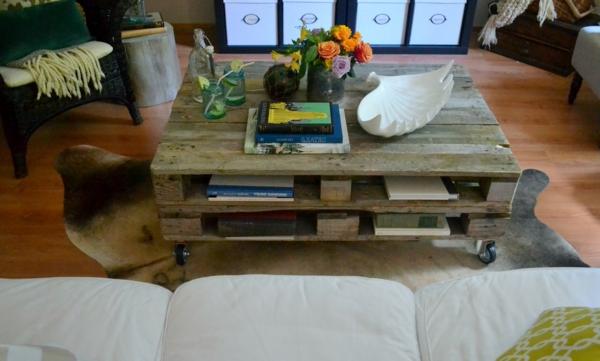 meuble-en-palette-comm-une-table-base