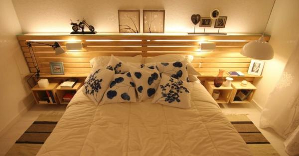 Un meuble en palette beaucoup des possibilit es for Deco chambre avec palette