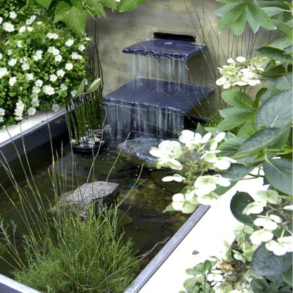 Bache pour bassin a poisson jardiland for Reparation bache bassin