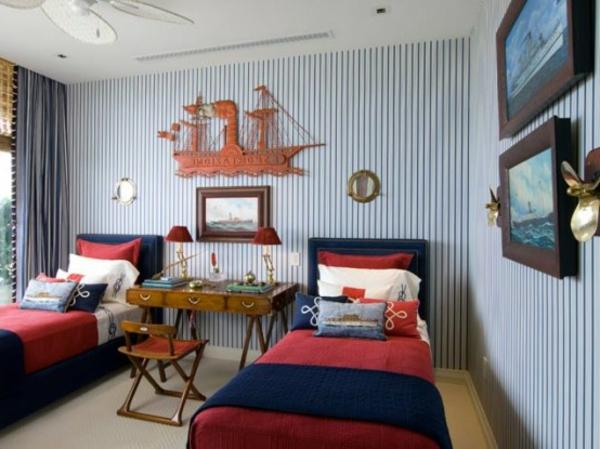 31 id es d co chambre gar on. Black Bedroom Furniture Sets. Home Design Ideas