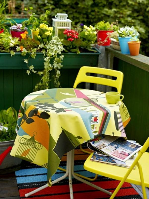 petit-balcon-arrangement-coloré-jaune