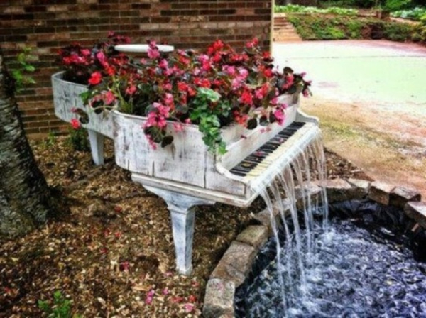 Cascade et fontaine de jardin 69 d co pour les moments de relaxe - Fontaine interieur jardiland ...