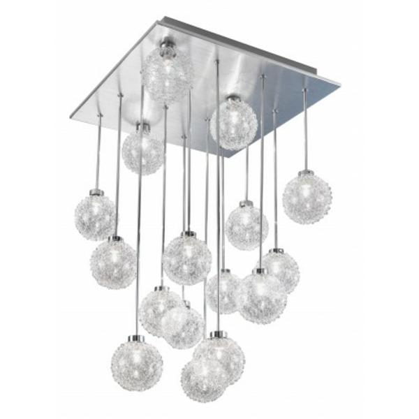 50 mod les luminaire laurie synonyme de chic et for Plafonnier boule verre
