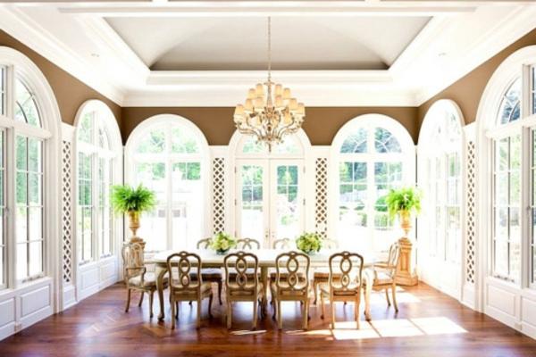 raffiné-cottage-sale-à-manger-décoration-idée