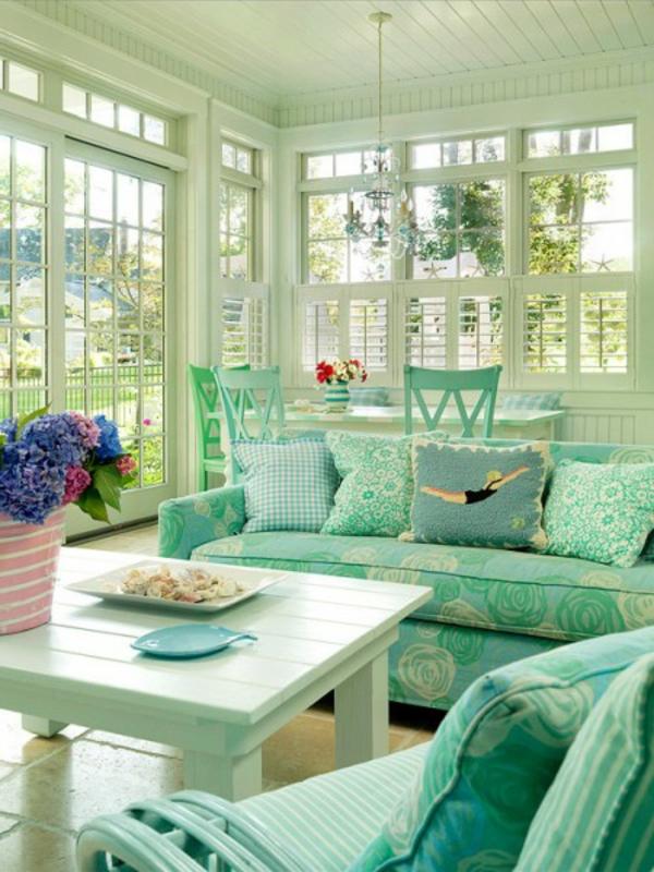 ravissant-véranda-claire-vert-meuble