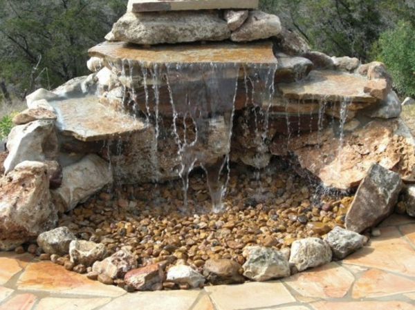 Cascade et fontaine de jardin , 69 déco pour les moments ...