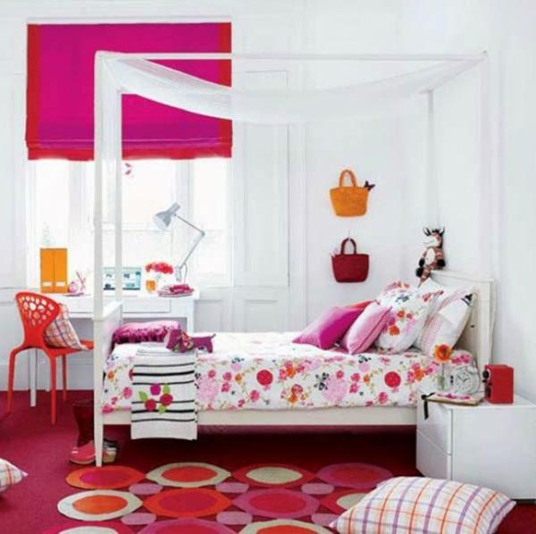 Déco chambre fille de vos rêves - Archzine.fr