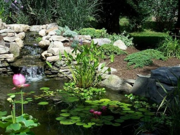 Place de relaxe et de joie, le jardin est un ?le de nature q?on ~ Fontaine De Jardin Jardiland