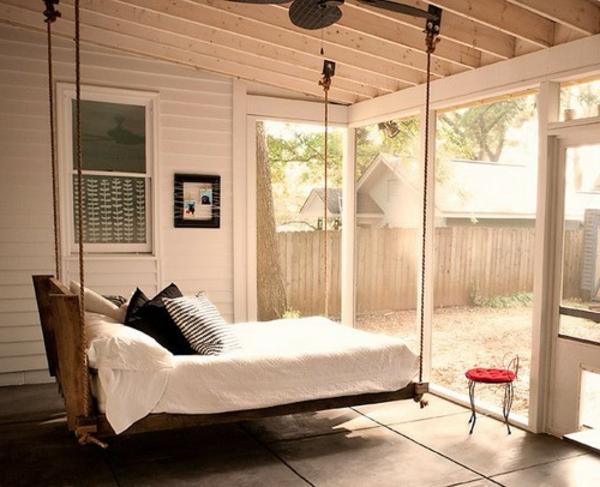 véranda-chambre-à-coucher-berceau