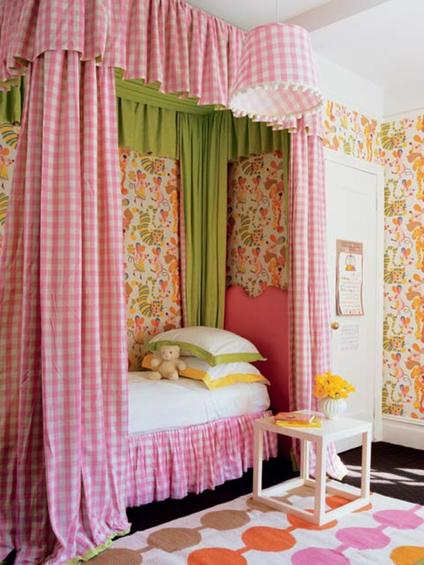 vintage-chambre-ado-fille-idéé