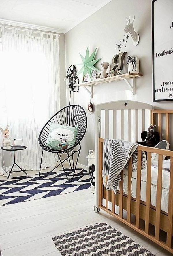 vintage-chambre-bébé-garçcon