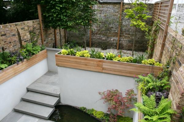 que vous avez bien aimé nos idées pour amenagement petit jardin ...