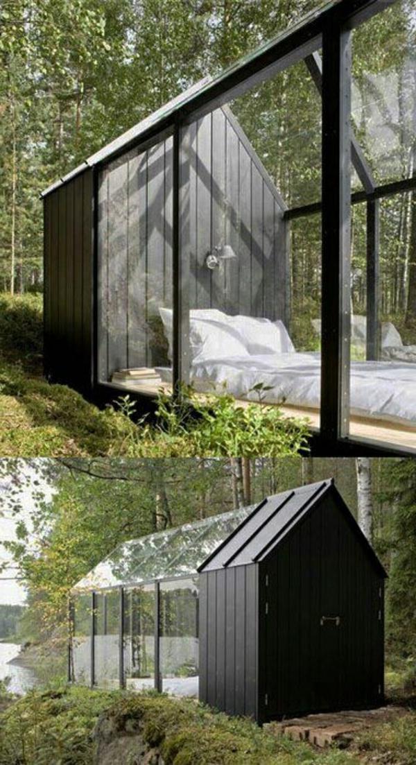 un abri de jardin design differents. Black Bedroom Furniture Sets. Home Design Ideas