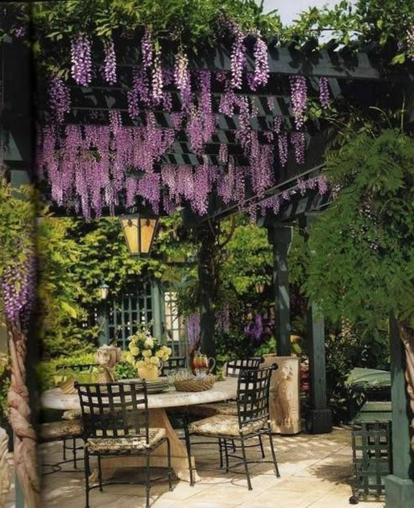 Comment am nager un petit jardin id e d co original - Idee deco theme jardin ...