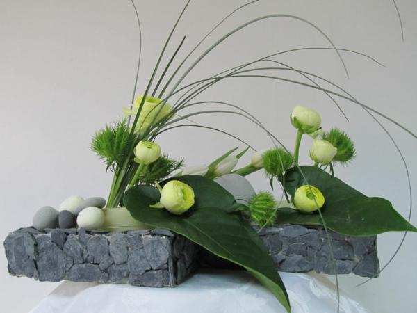 composition-florale-originale-vert