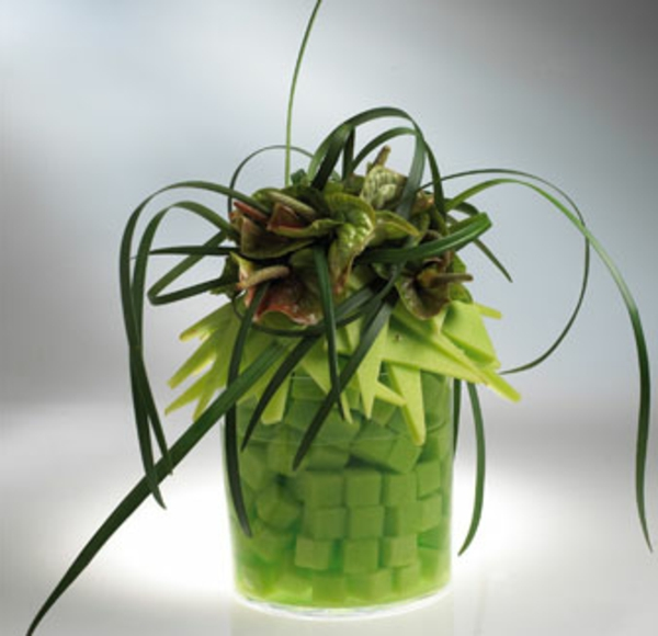 compositions-florales-originales-vertes