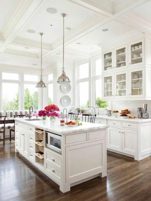 ★ La cuisine blanche d'hier et aujourd'hui