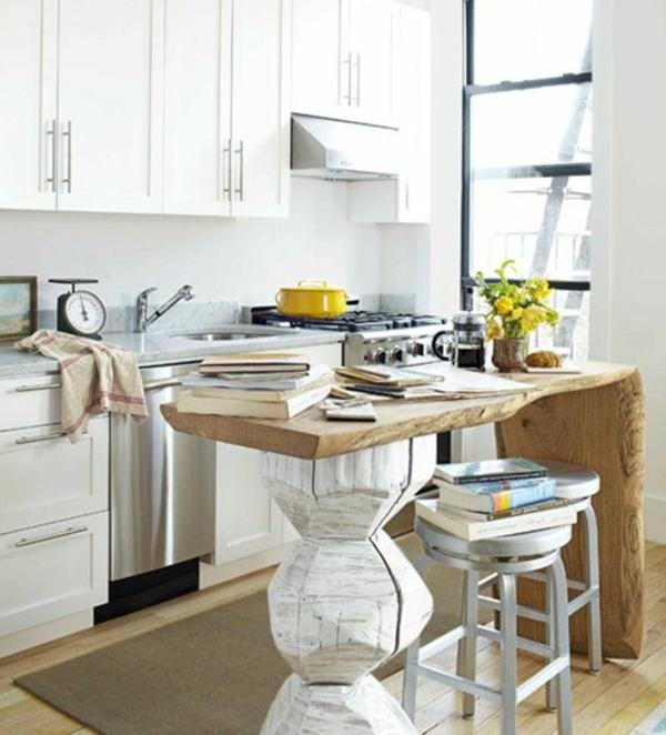 La cuisine avec lot central id es de d coration et design - Renover sa salle de bain pas cher ...