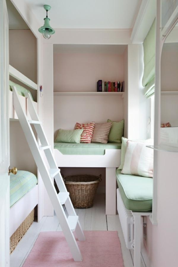 archzine.fr/wp-content/uploads/2014/05/décoration-chambre-ado-filles-vert-rose-blanc-frais