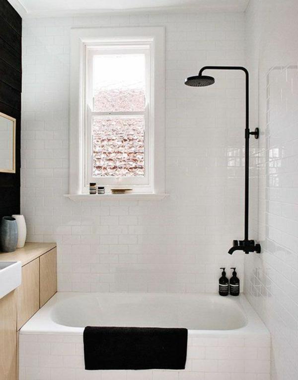 décoration-de-salle-de-bain-noir-style-minimalisme