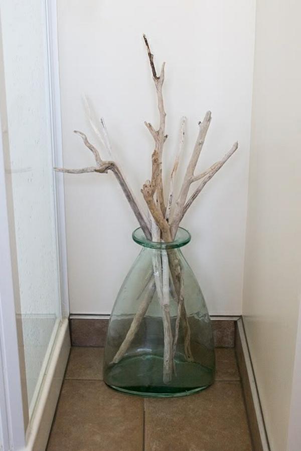Comment faire d coration en bois flott - Miroir bois flotte pas cher ...
