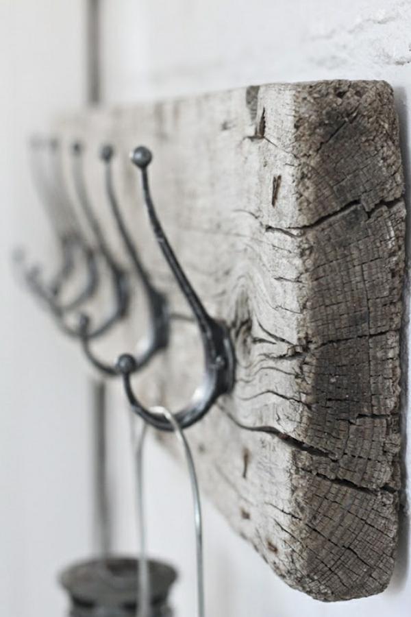 décoration-en-bois-flotté-porte-manteau