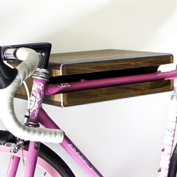 décorer-sa-maison-étagère-pour-vélo