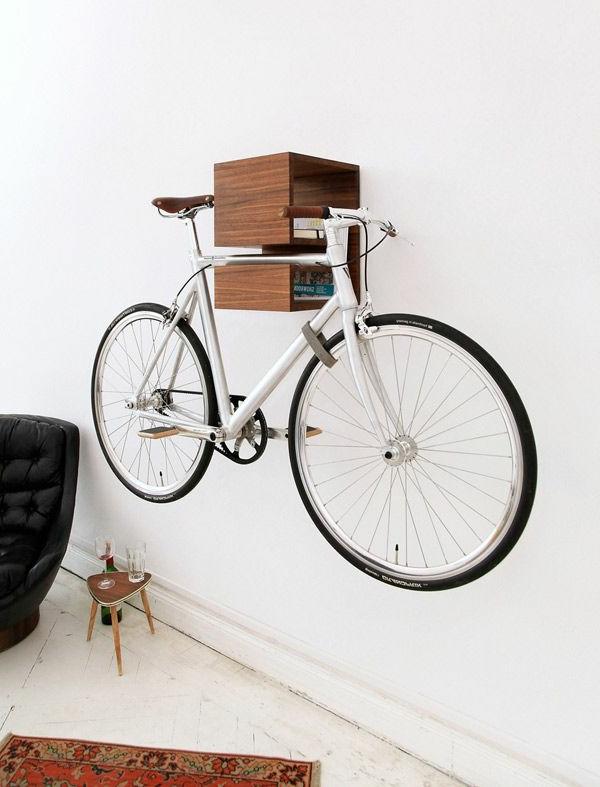 accroche velo idees petit appartement accueil design et mobilier. Black Bedroom Furniture Sets. Home Design Ideas