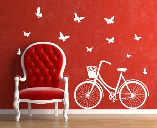 décorer-sa-maison-stickers-muraux-blanc