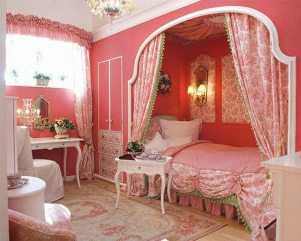 deco-chambre-fille-ado-rose-princes