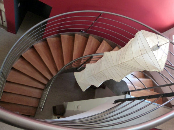 design-contemporaineescalier-helicoidal