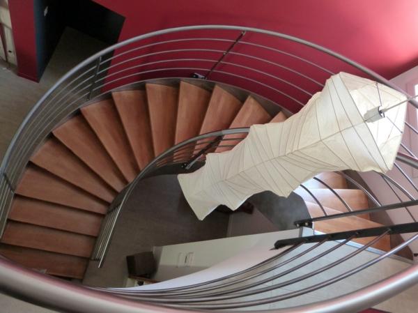design-contemporaineescalier-helicoidal