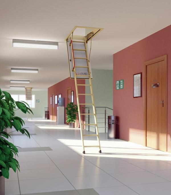 Favorit Modèles d' escalier escamotable pour votre design d'intérieur  XL11